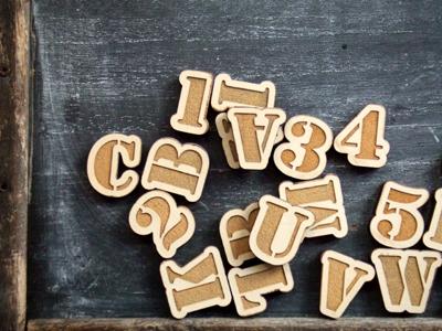 チョイスdeアルファベット Mサイズ