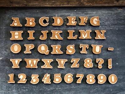 チョイスdeアルファベット Sサイズ